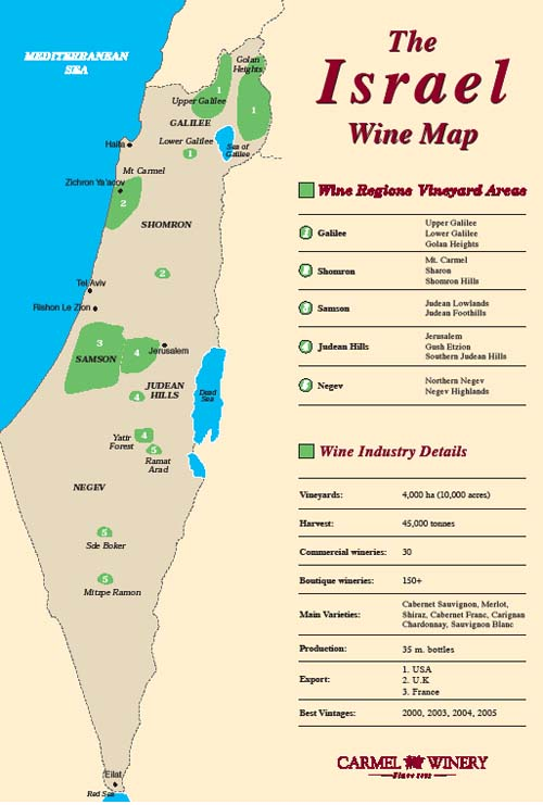 Historical Maps Of Israel And Palestine - Israel map
