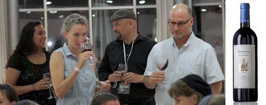 Rachel Monterfiore, David Rhodes and Sam Soroka