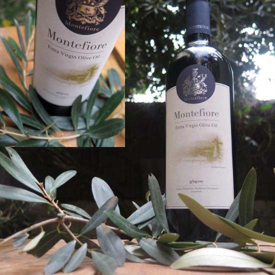 Olive Oil from Montefiore Winery