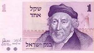 Shekel note