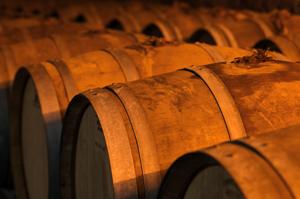 barrel close up barrel